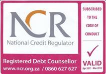 NCR Debt Counsellor