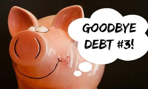 goodbye debt