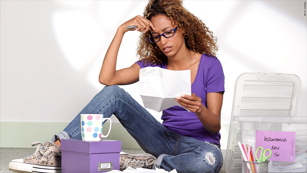What To Do When Debt Gets Out Of Control