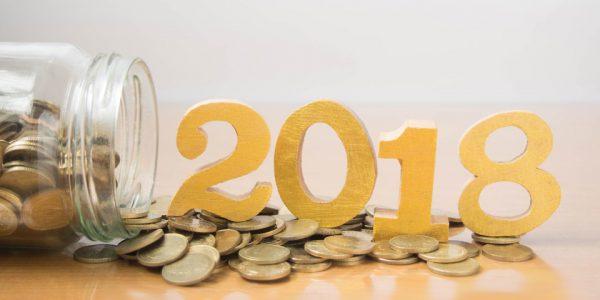 ways to save during 2018